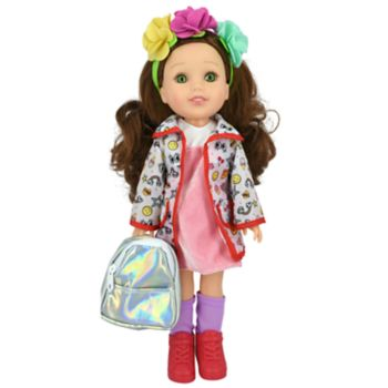 New Adventures Style Dreamers 14-in. Melanie Doll