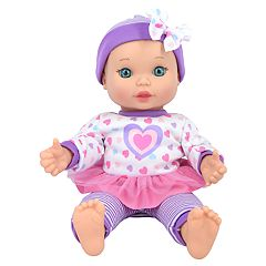 New Adventures Little Darlings 11-in. Baby Kisses Doll