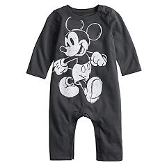 d9a97d6af Disney's Mickey Mouse Baby Girl Coverall by Jumping Beans®