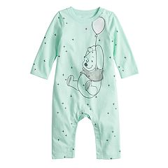 Disney's Winnie the Pooh Baby Girl Coverall by Jumping Beans®