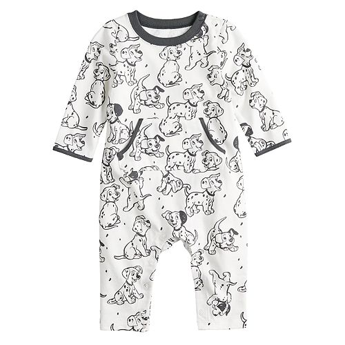 e479ccf9e Disney's 101 Dalmatian Baby Girl Coverall by Jumping Beans®