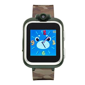 iTouch Playzoom Kids' Camouflage Smart Watch - IPZ03480S06A-DOP