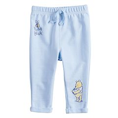 Disney's Winnie The Pooh Baby Girl Rolled Cuff Pants By Jumping Beans®