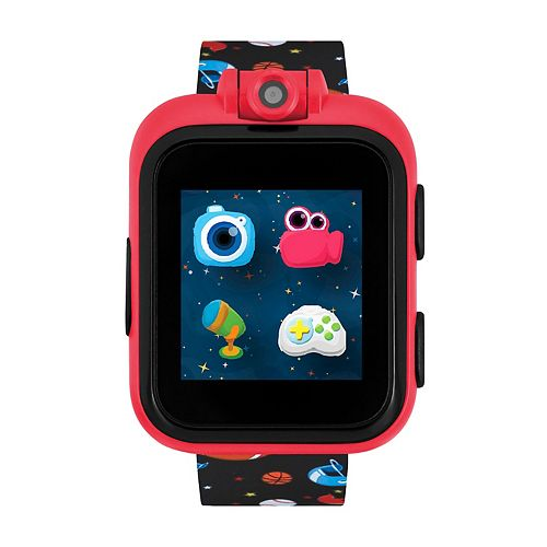 iTouch Playzoom Kids' Sports Smart Watch - IPZ03517S06A-BLT