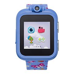iTouch Kids' Playzoom Butterfly & Flower Smart Watch - IPZ13350S06A-LLP