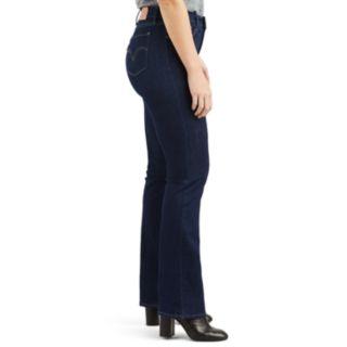 Women's Levi's Curvy Mid-Rise Bootcut Jeans