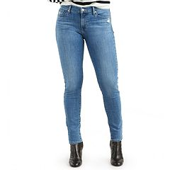 Women's Levi's Curvy Mid-Rise Skinny Jeans