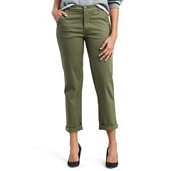Women's Levi's Classic Chino Cuffed Pants