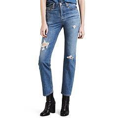 Women's Levi's® 501 High Rise Skinny Jeans