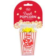 Fred Popcorn Eraser Set