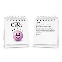 Fred Daily Mood Desk Accessory