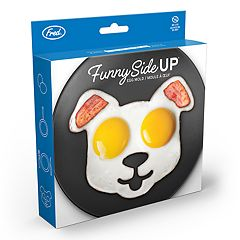 Fred Funny Side Up Dog Shaped Egg Mold