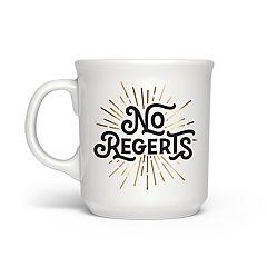 Fred Say Anything 'No Regrets' 16-oz. Mug
