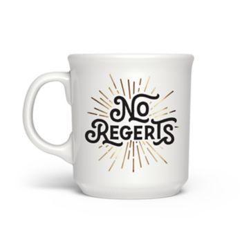 "Fred Say Anything ""No Regrets"" 16-oz. Mug"