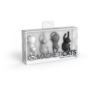 Fred Magnetic Cats Refrigerator Magnets