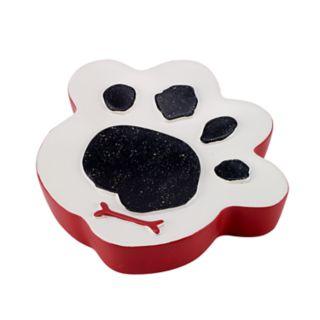 Avanti Happy Paw-lidays Soap Dish