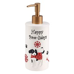 Avanti Happy Paw-lidays Soap Pump