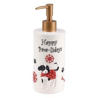 Avanti Happy Paw-lidays Soap Pump