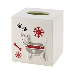 Avanti Happy Paw-lidays Tissue Cover
