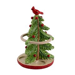 Avanti Christmas Tree Toothbrush Holder