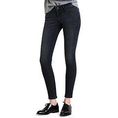 Women's Levi's 711 Zip Stud Mid-Rise Ankle Jeans