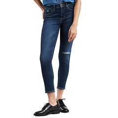 Women's Levi's 721 Modern Fit High Rise Skinny Ankle Jeans