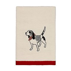 Avanti Happy Paw-lidays Hand Towel