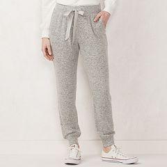Women's LC Lauren Conrad Weekend Jogger Pants
