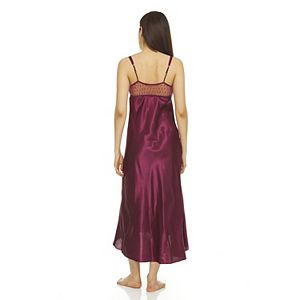 Women's Flora by Flora Nikrooz Stella Charmeuse Satin Gown