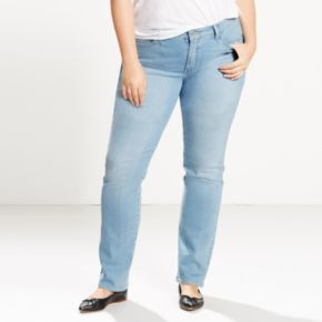 Plus Size Levi's® 414 Relaxed Fit Straight-Leg Jeans