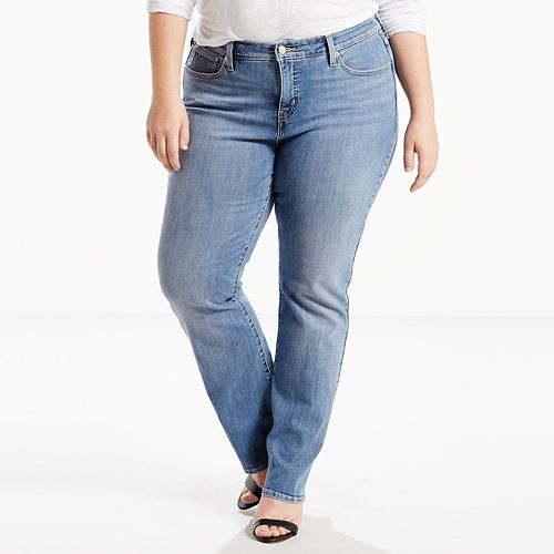8a776aa9497 Plus Size Levi s® 415 Relaxed Fit Bootcut Jeans