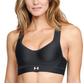 Under Armour HeatGear High-Impact Sports Bra 1311821 & 1313285