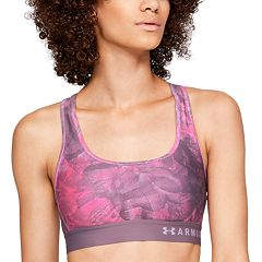 Under Armour Novelty Crossback Medium-Impact Sports Bra 1310983 & 1307213 & 1309728
