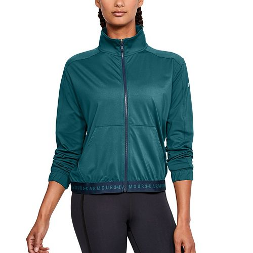 024134606 Women's Under Armour HeatGear Full Zip Jacket