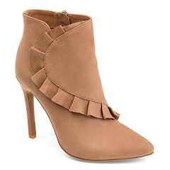 Journee Collection Cress Women's High Heel Ankle Boots