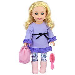 New Adventures Style Girls 18-in. Quinn Doll