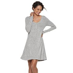 Juniors' SO® Cozy Swing Dress