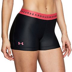 Women's Under Armour HeatGear Shorty Shorts