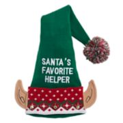 Men's Jingle Bell Knit Cap