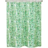 Bacova Guild Greenery Shower Curtain