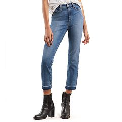Women's Levi's 724 High-Waisted Crop Jeans