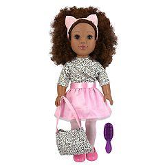 New Adventures Style Girls 18-in. Soraya Doll