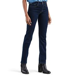 Women's Levi's 724 High-Waisted Straight-Leg Jeans
