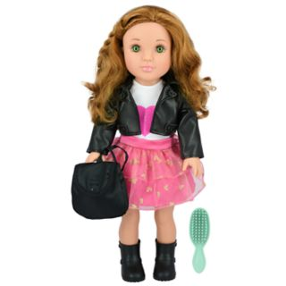 New Adventures Style Girls 18-in. Valentina Doll