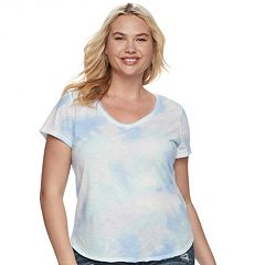 Juniors' Plus Size SO® Perfect Tee