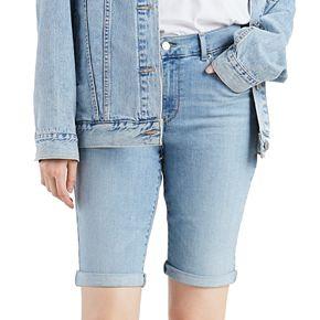 Women's Levi's® Jean Bermuda Shorts