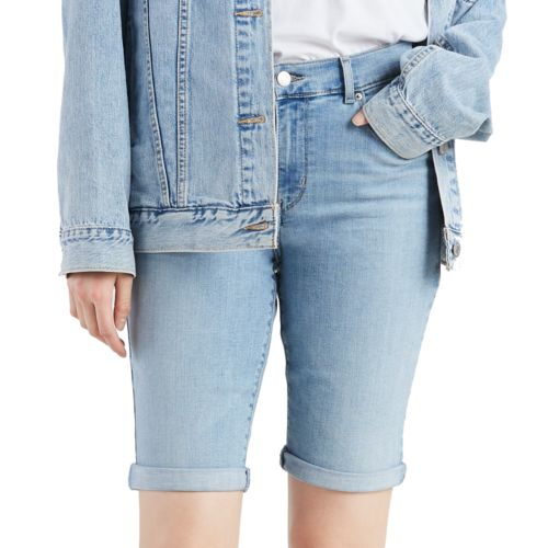 Women's Levi's® Jean Bermuda Shorts by Levi's