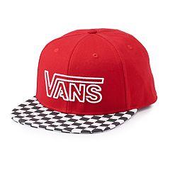 purchase cheap 0e2c9 2322f Men s Vans Logo Cap