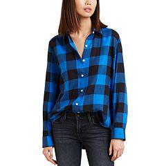 Women's Levi's® Ultimate Boyfriend Button-Back Shirt