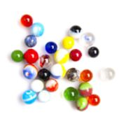 Nifty Colorful Marbles 160-piece Set